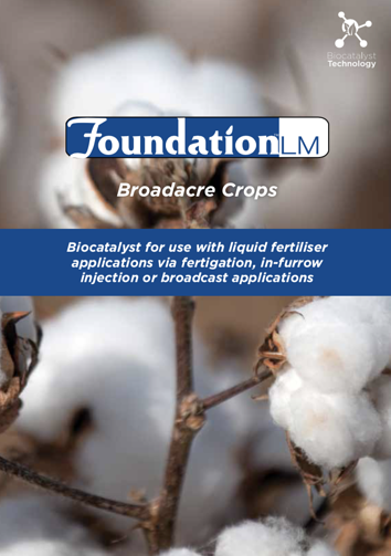 Foundation Broadacre Crops Booklet