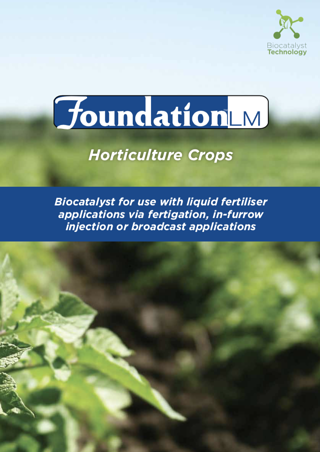 Foundation Hort Crops Booklet