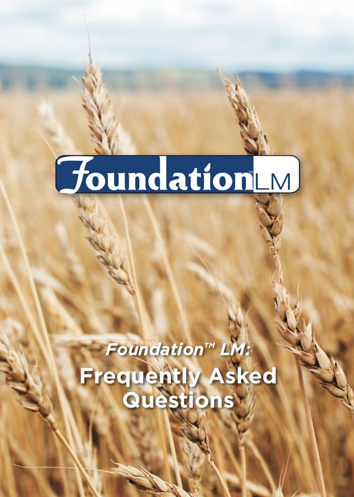 Foundation LM FAQ Booklet