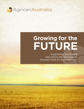 Growing for the Future Booklet