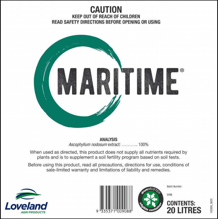 Maritime Label-1