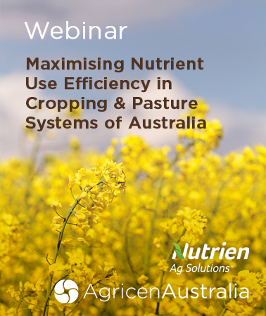 Maximising Nutrient Use Efficiency Image